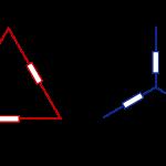 برنامه PLC برای استارت موتور بصورت ستاره و مثلث